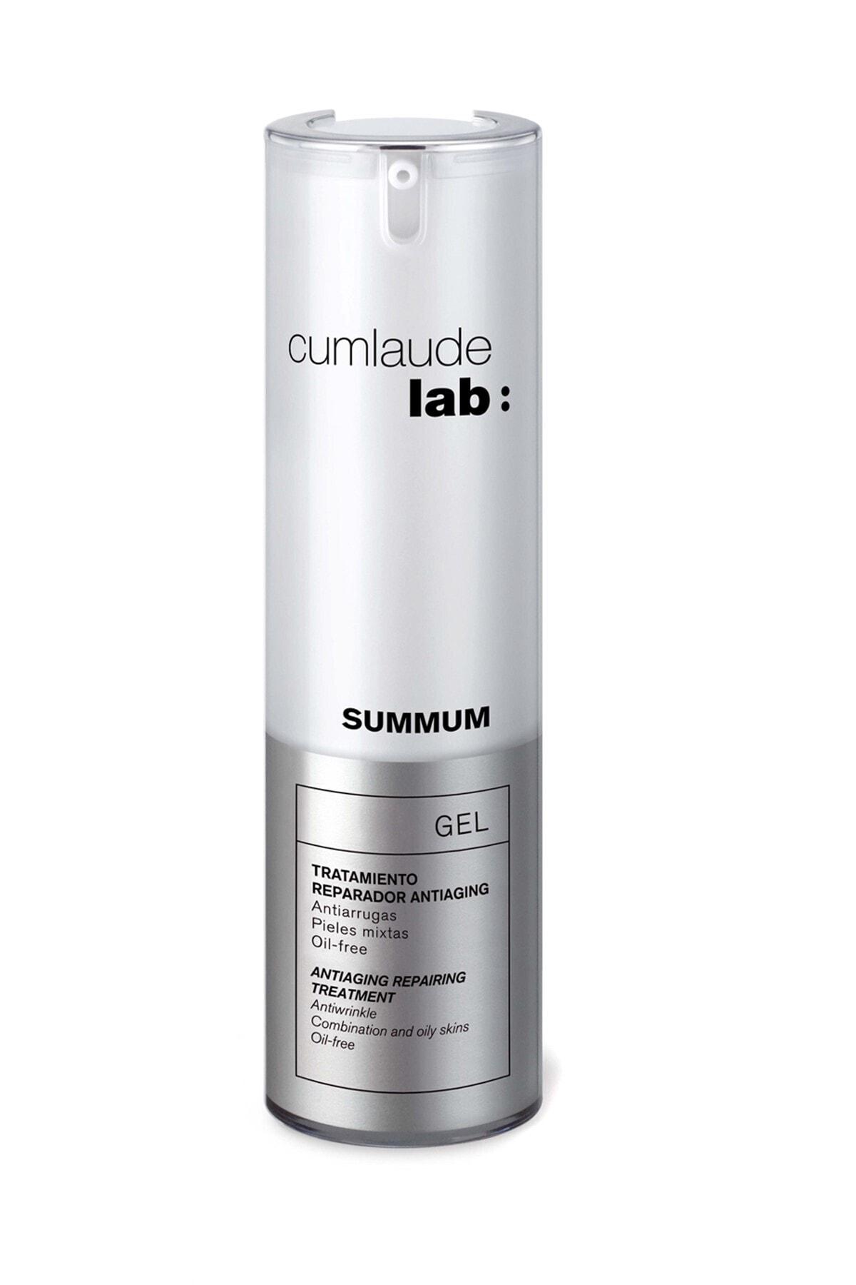 cumlaude lab Karma ve Yağlı Ciltler için Jel Krem - Summum Gel 40 ml 8428749234005 1