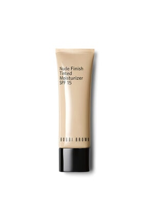 BOBBI BROWN Nude Finish Tinted Moisturizer Spf 15 / Renkli Nemlendirici Dark Tint 716170167589