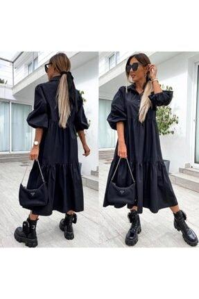 OOPS Gömlek Elbise