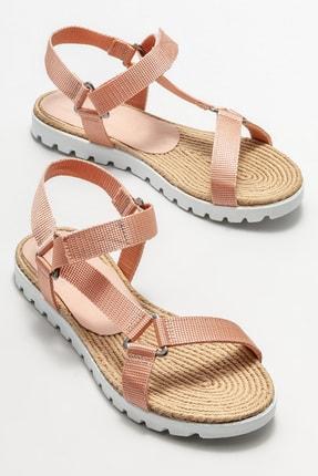 Elle Shoes Kadın Düz Sandalet