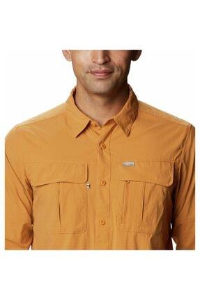 Columbia Erkek Newton Rıdge Long Sleeve Gömlek Ao0762-743