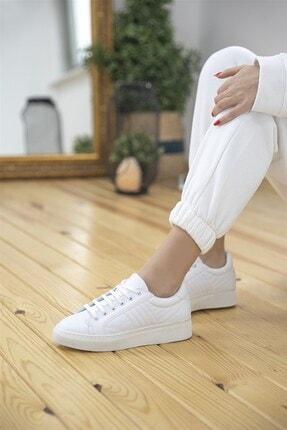 STRASWANS Kadın Beyaz Spor Ayakkabı
