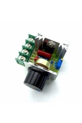 Arduino Ac 220v 2000w Motor Hız Kontrol Dimmer Devresi Voltaj Regülatörü My 9892