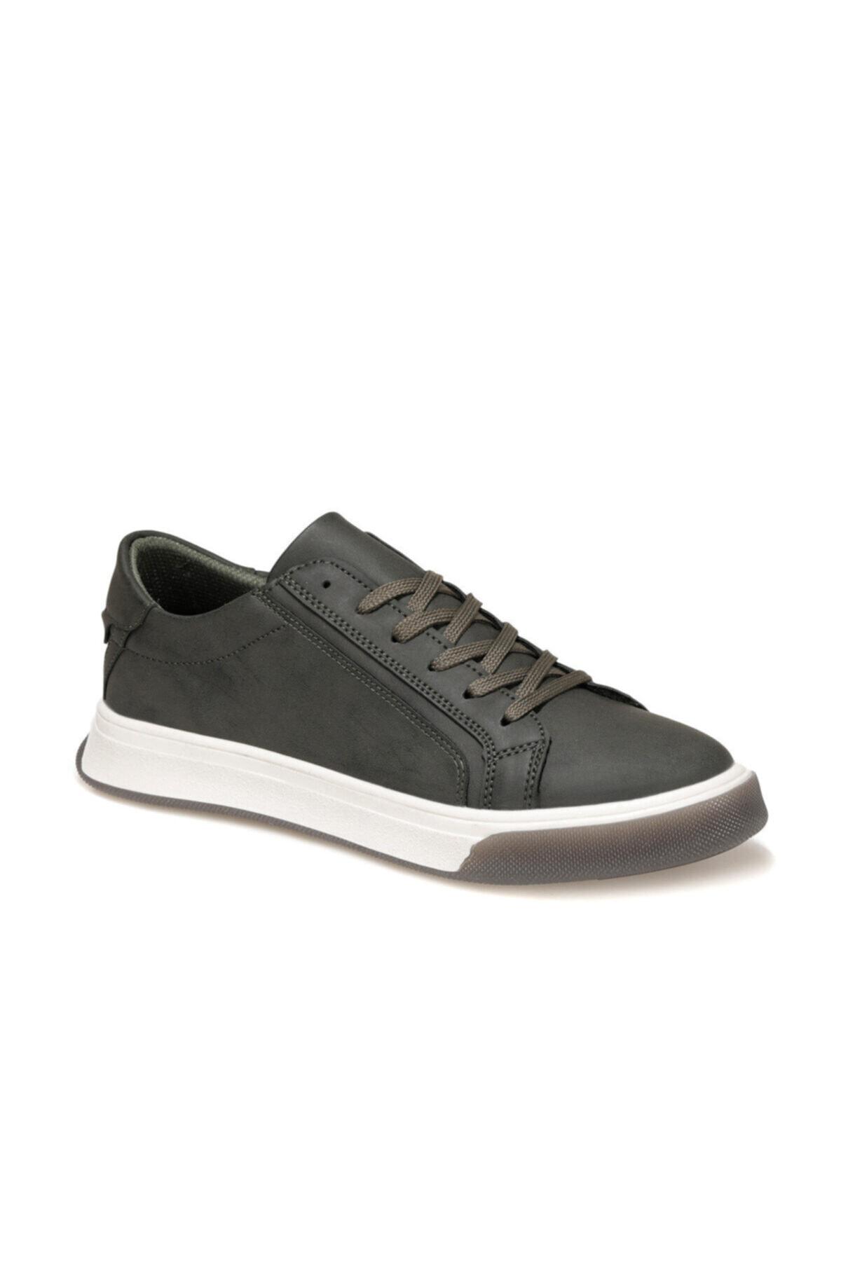FORESTER 9104 1FX Haki Erkek Kalın Tabanlı Sneaker 100909435 1