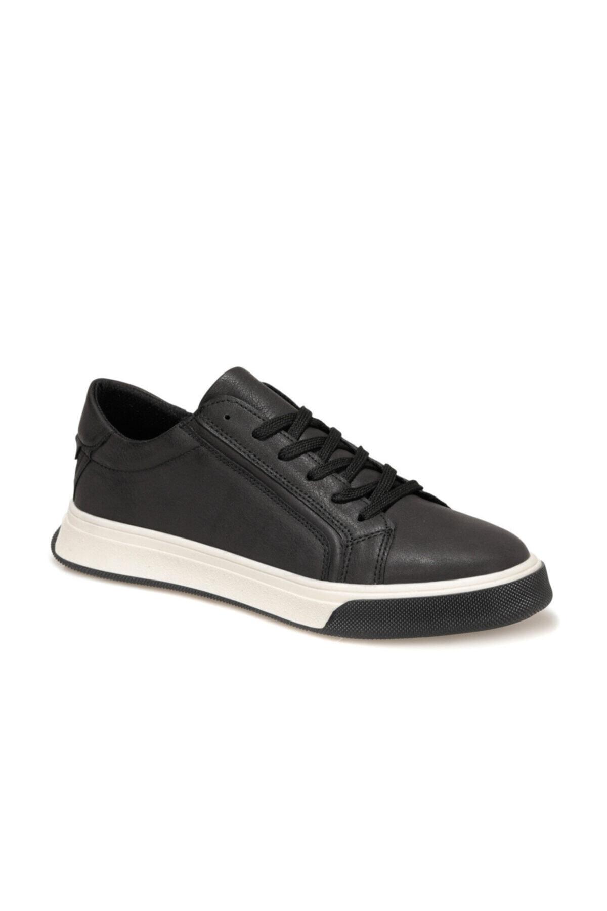 FORESTER 9104 1FX Siyah Erkek Kalın Tabanlı Sneaker 100909439 1