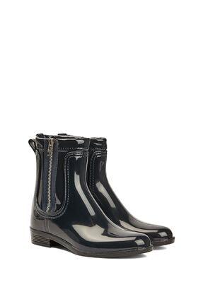 Tommy Hilfiger Kadın Yağmur Botu Fw0fw05180