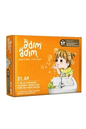 Adım Adım Yayınları Adım Adım Bebek Eğitim Seti 21.ay