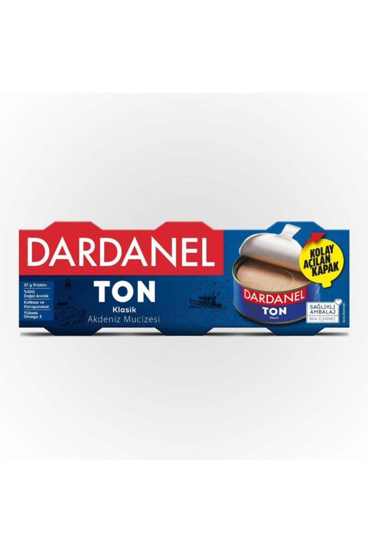 Dardanel Klasik Ton Balığı 3x75 gr 1