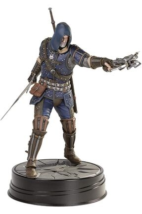 Dark Horse The Witcher 3 - Wild Hunt - Geralt Grandmaster Feline Armor Figür