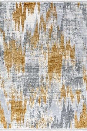 Sanat Halı Gri Resim Halı 2066 160x230