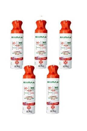 Bebak Lavanta Hava Temizleme Ortam Dezenfektanı 300 ml 5'li Set