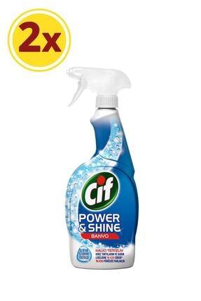 Cif Sprey Power&shıne Banyo 750ml X 2