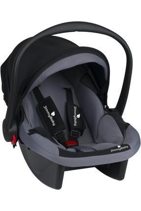 Jimmybaby Gri Lüx Pedli Bebek Taşıma Puset Anakucağı Oto Koltuğu