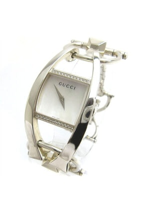 Gucci 123.5 Chiodo Kadın Kol Saati