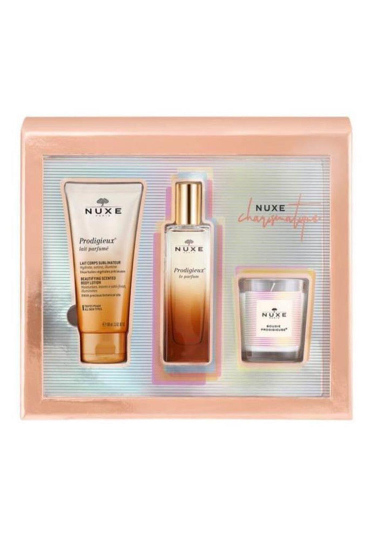 Nuxe Prodigieux Le Parfum Edp 50 ml Set 1
