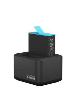 GoPro İkili Şarj Cihazı + Batarya (hero9 Black)