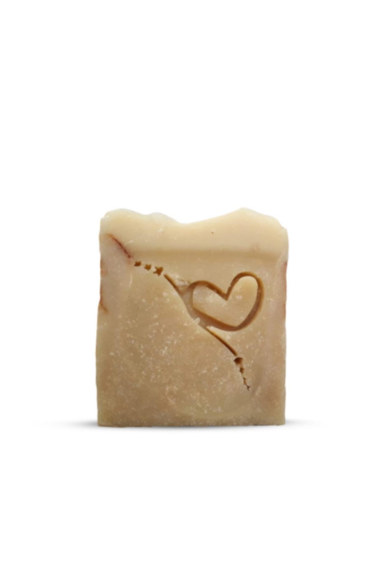 Handeresi Doğal El Yapımı Keçi Sütü Sabunu -yenileyici Ve Nemlendirici Yüz Sabunu 2