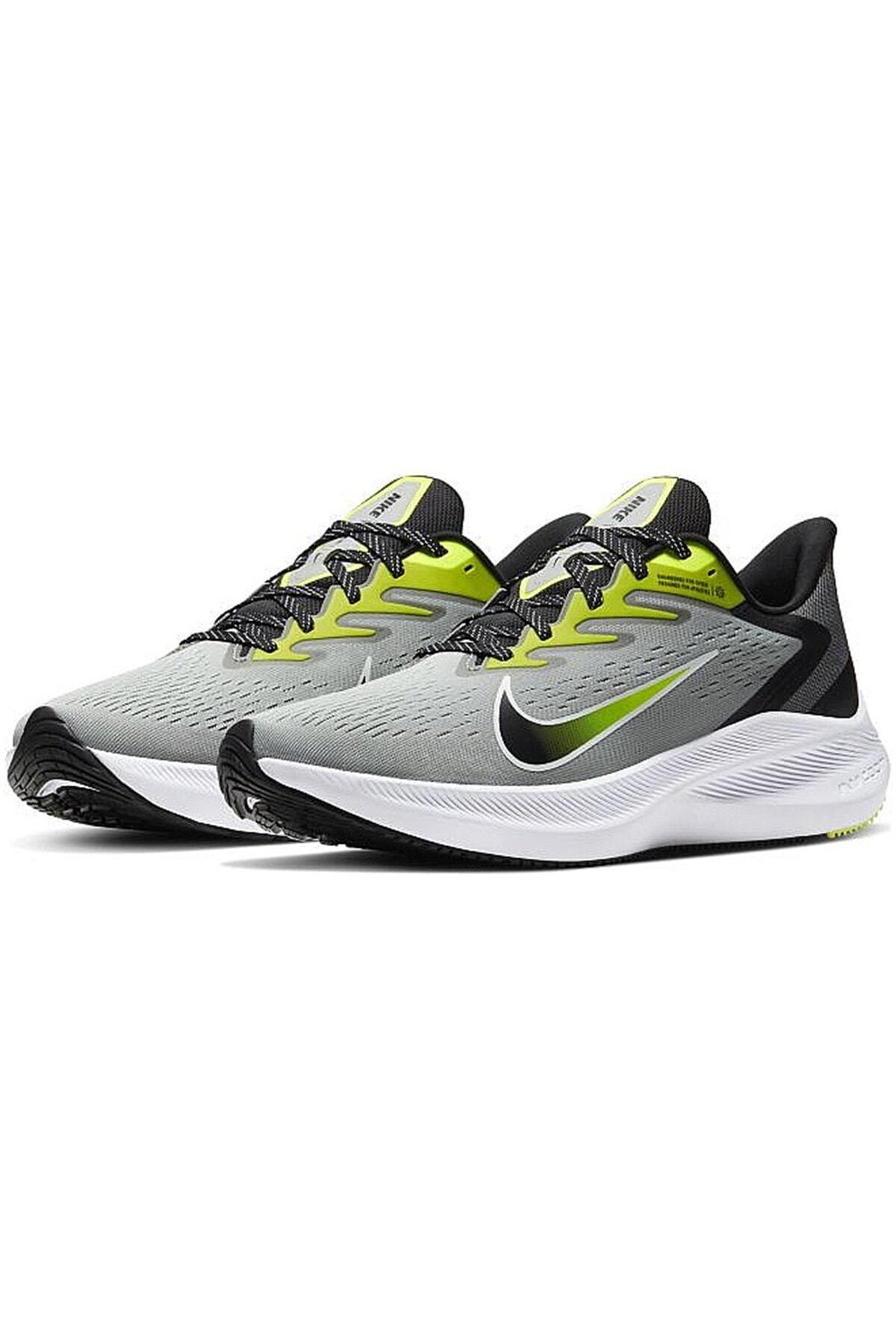 Nike Nıke Zoom Wınflo 7 Erkek Koşu Ayakkabısı Cj0291-002 2