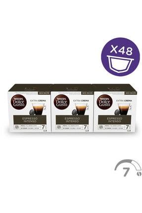 Nescafe Dolce Gusto Espresso Intenso 16 Adet X 3 Kutu