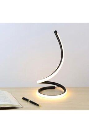 Philips Ev Aydınlatmaları Vonalıght Modern Dekoratif Sarmaşık Masa Lambası Siyah 3000k