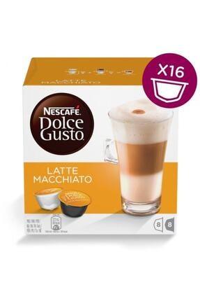 Nescafe Dolce Gusto Latte Macchıato X 16