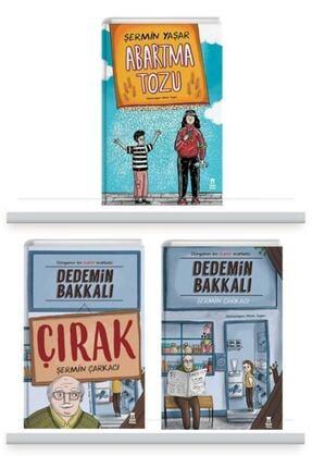 Taze Kitap Abartma Tozu + Dedemin Bakkalı + Dedemin Bakkalı Çırak Set Şermin Yaşar