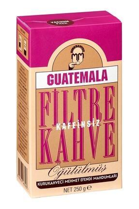 Mehmet Efendi Guatemala Filtre Kahve 250 gr
