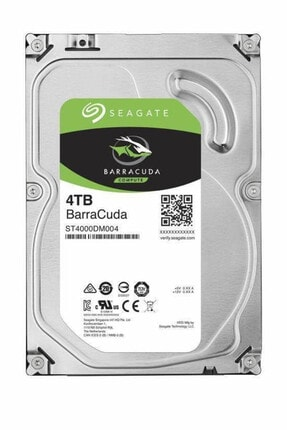 Seagate Barracuda 4tb Hard Disk (St4000dm004)