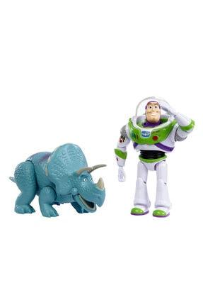 Toy Story Ikili Figür Seti Buzz Lightyear Trixie (gjh80)