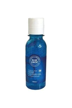 BLUE DROP Antibakteriyel El Temizleme Jeli 125 ml