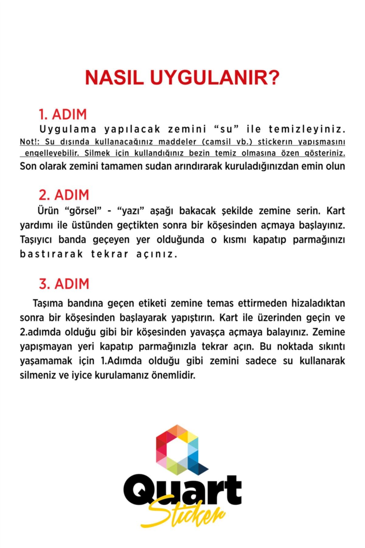 Quart Aksesuar Yan Ayna Oto Şerit Sticker, Araba Sticker Siyah 6 Adet 15 X 2 Cm 2