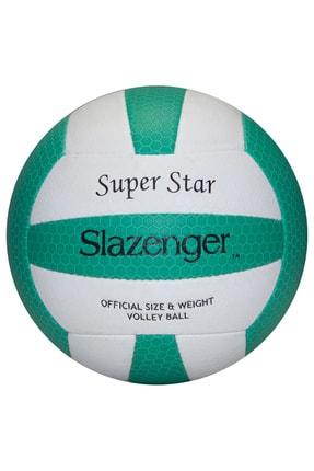 Slazenger Super Star Vb-211 Dikişli Voleybol Topu