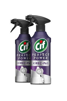 Cif Perfect Power Kireç & Pas Sprey Temizleyici 435 ml -2'li Paket