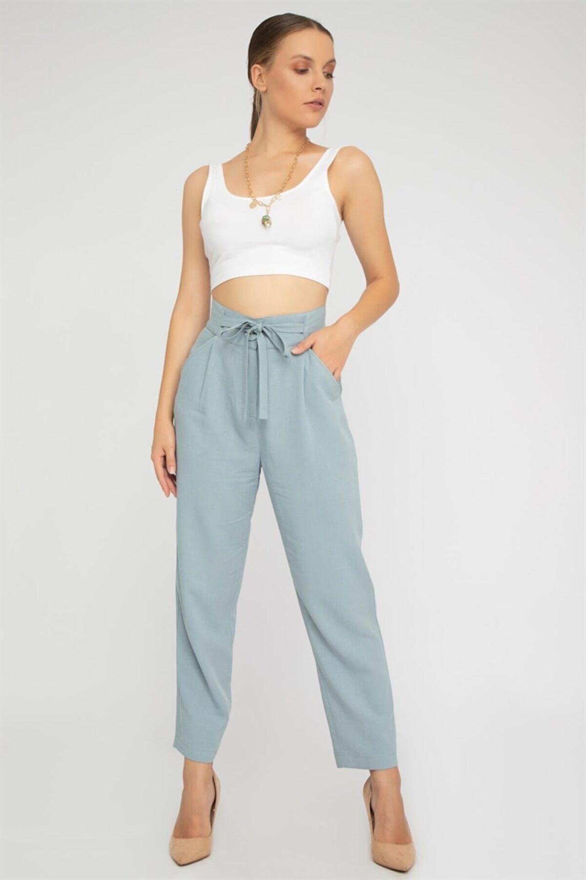Chima Kesik Cep Pantolon 2