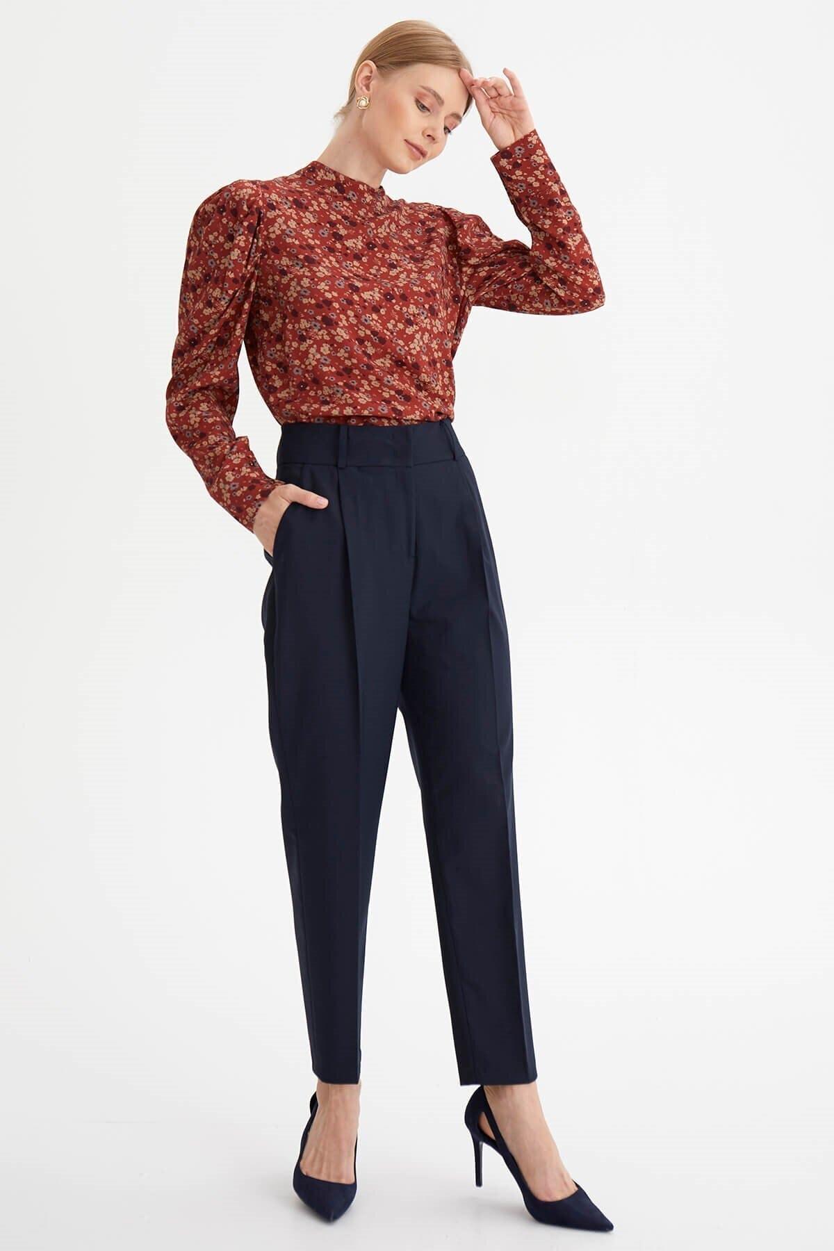 Chima Tek Pilili Pantolon 1