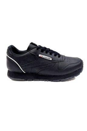 LETOON Erkek Siyah Comfort Spor Ayakkabı