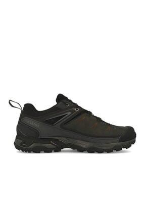 Salomon Erkek Kahverengi X Ultra 3 Ltr Su Geçirmez  Ayakkabı