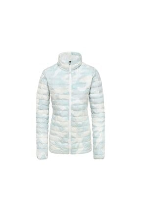 THE NORTH FACE North Face Beyaz Kadın Montu Nf0a3ygmf361 W Eco Tball Jkt