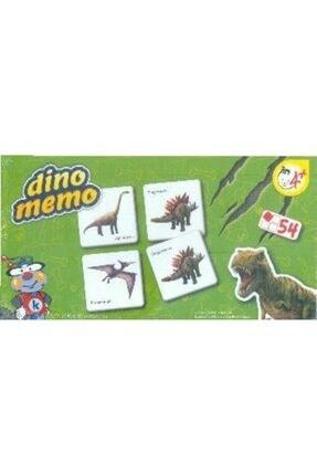 Kırkpabuç Puzzle Dino Memo 7209