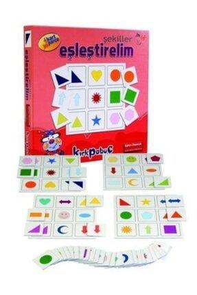 Kırkpabuç Puzzle Eşleştirelim Şekiller 7308