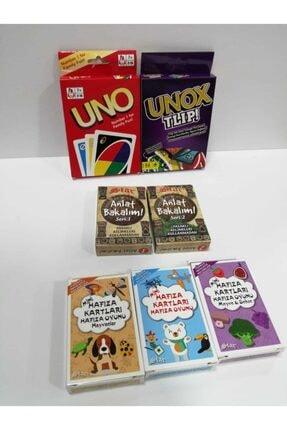 Star Oyun Anlat Bakalıım 1 Ve 2 Uno Ve Unox Tlip Hafıza Kartları 1.2 Ve 3
