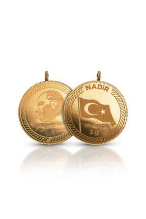 Nadir Gold 1 gram 22 Ayar Kulplu Altın