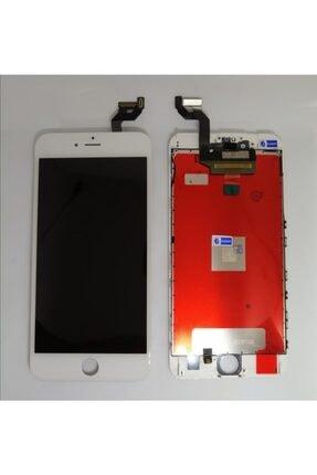 Akekio Iphone 6s Plus Beyaz Lcd Ekran+dokunmatik Orjinal Revize