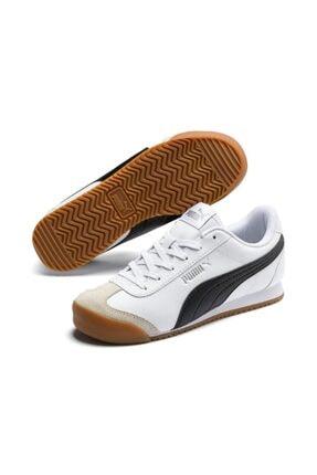 Puma Kadın Beyaz Günlük Spor Ayakkabısı