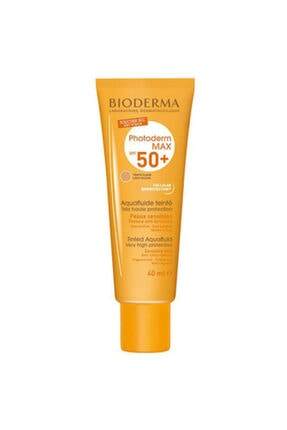 Bioderma Photoderm Max Tinted Aquafluid Spf50 40ml