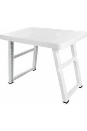 BİRTIKLASİZDE Günün Fırsatı Portatif Katlanabilir Büyük Boy Masa Piknik Masası 70 X 47 X 56 Cm