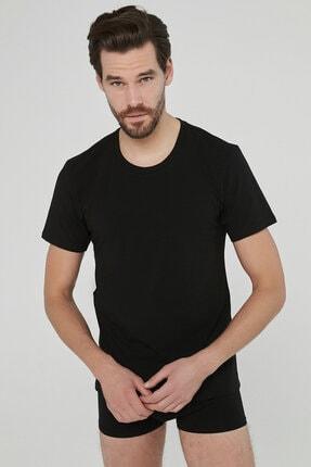 Penti Siyah Basic Regular 2li Tişört