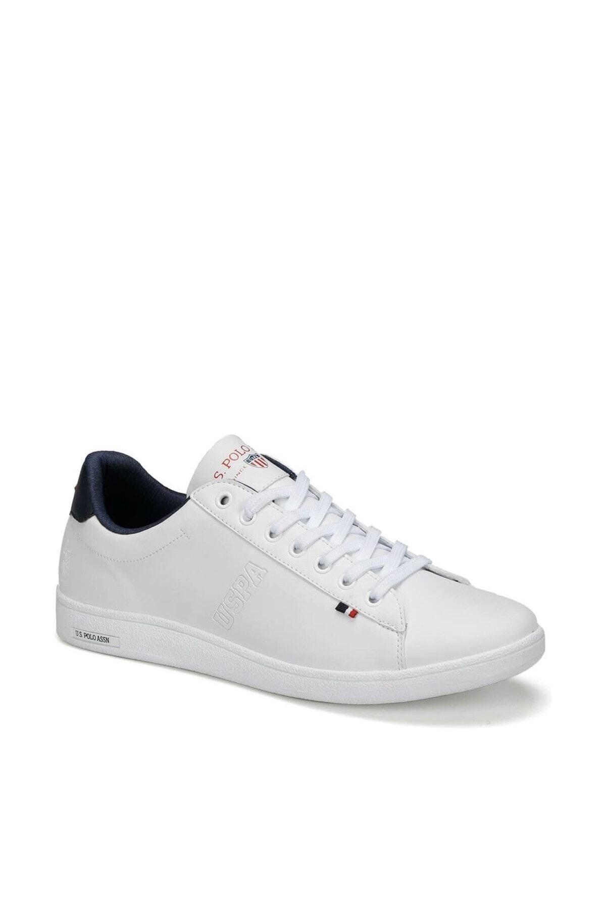 Polo FRANCO 9PR Beyaz Erkek Sneaker Ayakkabı 100417859 2