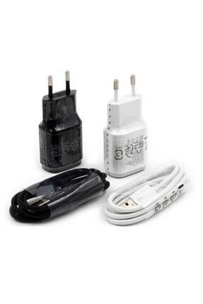 LG G2-g3-g4-v10 Micro Usb Şarj Aleti Cihazı Beyaz