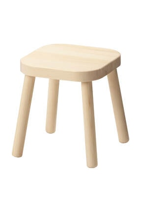 IKEA Flısat Çocuk Taburesi